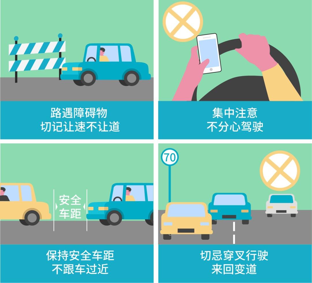 11月起,全国高速统一限速!这4种情况不再扣分罚款
